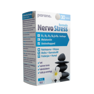 Nervo Stress formula tabletid